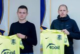"""""""Trakai"""" stiprinasi nacionalinės rinktinės ir jaunių rinktinės žaidėjais"""