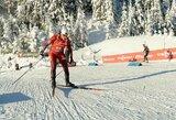 Europos biatlono čempionate N.Kočerginai trūko tikslumo