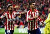 """""""Atletico"""" namuose susitvarkė su """"Espanyol"""""""