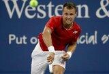 """Paaiškėjo R.Berankio varžovas pirmame """"US Open"""" rate: lietuvio lauks Italijos tenisininkas"""