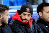 """Koronavirusu užsikrėtęs """"Sampdoria"""" puolėjas: """"Likite namuose ir viskas bus gerai"""""""