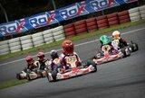Jaunieji kartingo meistrai – tarp lyderių Tarptautiniame Lenkijos čempionate
