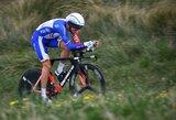 """""""Giro d'Italia"""" starte I.Konovalovas buvo vienas geriausių savo komandoje"""