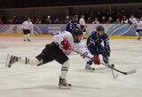 """Ledo ritulio čempionate be D.Kasparaičio žaidęs """"Hockey Punks"""" iškovojo pergalę"""
