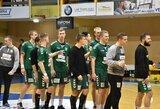 """""""Granito-Kario"""" rankininkai nepateko į Baltijos lygos pusfinalį"""