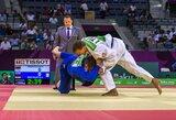 M.Paškevičius ir S.Pakenytė pralaimėjo Europos žaidynių kovas dėl bronzos (komentarai)