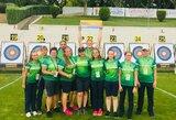 Lietuvos lankininkai sėmėsi patirties pasaulio jaunimo ir jaunių čempionate