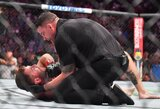 Pamatykite: D.Cormier nokautavo UFC sunkiasvorių čempioną ir pakartojo legendinį C.McGregoro rekordą!