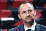 """A.Karnišovas: apie svarbiausius """"Bulls"""" žaidėjus, dabartinį tikslą ir vengiamą žodį"""