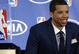 Išrinktos geriausios NBA naujokų komandos, populiariausias – M.Carteris-Williamsas