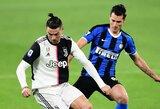 Iškalbinga statistika: C.Ronaldo žaidimas smunka žemyn