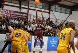 """21-0 paskutinį ketvirtį pradėjęs """"Lietkabelis"""" – prie pat FIBA Čempionų lygos"""