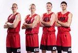 Utenos ir Šakių ekipos ruošiasi pasaulio 3x3 turo šturmui: tikslas – lietuviškas finalas