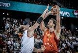 Ispanai grupės etapą baigė be pralaimėjimų