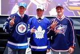 Diskusijos baigtos: NHL naujokų biržos pirmuoju šaukimu tapo A.Matthewsas