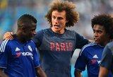 """""""Chelsea"""" po baudinių serijos įveikė PSG, """"Borussia"""" nugalėjo """"Juventus"""""""