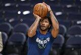 Kas, jeigu ne traumos? NBA krepšininkai, kurių karjeras sugadino sveikatos problemos
