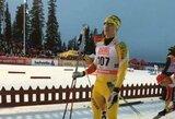 Slidinėjimo varžybose Armėnijoje M.Vaičiulis iškovojo aukso ir sidabro medalius