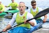 Keturi Lietuvos baidarininkai pateko į pasaulio taurės etapo Vokietijoje A finalus