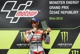 "Čekijos GP lenktynėse – ""Ducati"" dublis"
