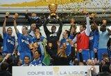 """Marselio """"Olympique"""" klubas trečius metus iš eilės tapo Prancūzijos lygos taurės savininku"""