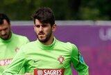 """""""Deportivo"""" sezonui pasiskolino """"Benfica"""" duetą - N.Oliveirą ir R.Mirandą"""
