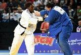 Pasaulio dziudo čempionate S.Jablonskytę sustabdė pajėgi varžovė