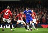 D.Costa pagaliau atvyko į Londoną