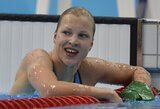 "Lietuvės treneris J.Ruddas: ""R.Meilutytė finale gali plaukti dar greičiau"""