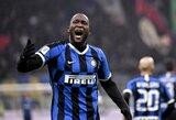 """R.Lukaku: """"Persikėlimas į """"Inter"""" – geriausias mano sprendimas"""""""