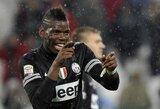 """""""Juventus"""" nepralaimėjo 49-ų lygos rungtynių iš eilės"""