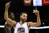 """""""Warriors"""" pažemino be lyderio likusią """"Spurs"""""""