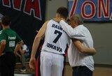 """Geriausias sezono rungtynes gynyboje sužaidusi """"Sintek-Jonava"""" palaužė """"Gargždų SC"""" krepšininkus"""