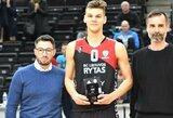 D.Sirvydis – Eurolygos turnyro MVP, simboliniame penkete – dar du lietuviai