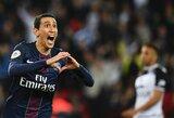 """Kovoje dėl bilieto į Prancūzijos taurės pusfinalį PSG sutriuškino Neymaro skriaudikus """"Marseille"""""""
