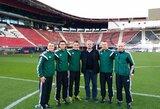 P.Malžinskas nušalintas nuo UEFA inspektoriaus pareigų