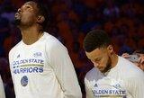 NBA išsiuntė įspėjimus visoms komandoms