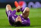 """Atskleista, kiek """"Real"""" klubui kainuoja nuolat traumuoto G.Bale'o išlaikymas"""