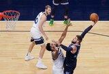 """J.Valančiūnas – rezultatyviausias """"Grizzlies"""" krepšininkas laimėtame mače"""