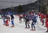 Europos orientavimosi sporto slidėmis čempionate lietuviai liko be medalių