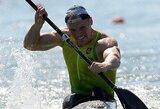 Baidarininkas I.Navakauskas iškovojo kelialapį į Rio de Žaneiro olimpines žaidynes!