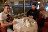 L.Mockaus varžovas prieš kovą pateko į avariją, V.Valujevas sukirto rankomis su Kinijos MMA organizacija