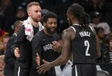 """""""Nets"""" pergalingai pradėjo pasiruošimą NBA sezonui"""
