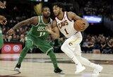 """D.Rose'as nusišalino nuo """"Cavaliers"""" ir svarsto apie savo ateitį NBA"""