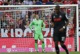 """""""Bayern"""" klubas Vokietijoje prarado pirmuosius taškus"""