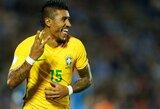 """Buvęs """"Vilniaus"""" saugas Paulinho sulaukė pasiūlymo iš """"Barcelona"""" klubo"""