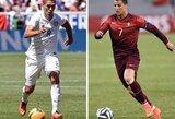 Pasaulio čempionato apžvalga: JAV – Portugalija