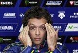 V.Rossi viltys blėsta: M.Marquezą nuspyręs italas lemiamas sezono lenktynes pradės paskutinis