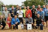 Paaiškėjo Lietuvos veteranų paplūdimio tinklinio čempionai