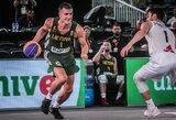 Europos čempionai išplėšė pergalę neleistinu būdu, lietuviai ruošia protestą